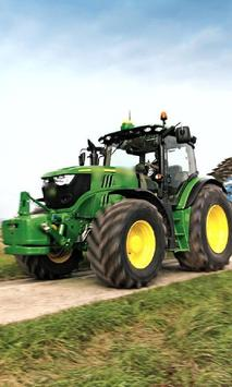 Wallpapers JD Sports Tractor poster