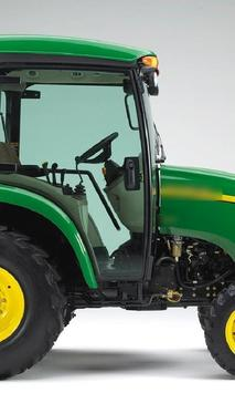 Wallpapers John Deere Tractors apk screenshot
