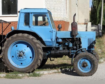 Wallpapers MTZ Tractor screenshot 4