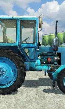 Wallpapers MTZ Tractor screenshot 1