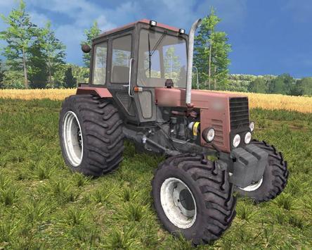 Wallpapers MTZ Tractor screenshot 3