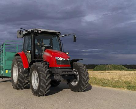 Wallpa Massey Ferguson Tractor apk screenshot