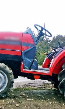 Fonds Mitsubishi Tracteur capture d'écran 1
