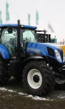 Wallpapers NewHolland Tractors poster