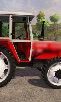 Wallpapers Steyr Tractor poster
