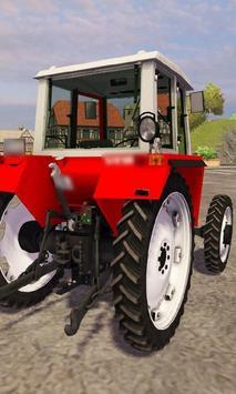 Wallpapers Steyr Tractor apk screenshot