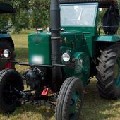 Wallpape Ursus Factory Tractor icon