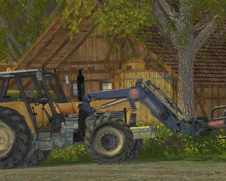 Wallpape Ursus Factory Tractor screenshot 4