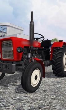 Wallpape Ursus Factory Tractor screenshot 2