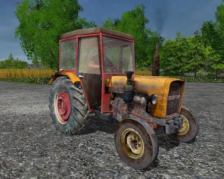 Wallpape Ursus Factory Tractor apk screenshot