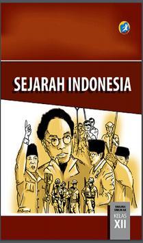 Buku Sejarah Indonesia Kelas 12 poster