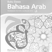 Buku Bahasa Arab Kelas 11 Kurikulum 2013 icon