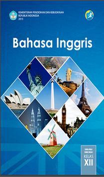 Buku Bahasa Inggris Kelas 12 Kurikulum 2013 poster