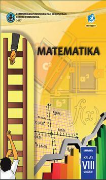 Buku Paket SMP Kelas 8 Kurikulum 2013 poster