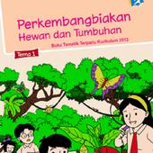Buku Kelas 3 Tema 1 Kurikulum 2013 icon