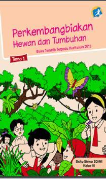 Buku Kelas 3 Tema 1 Kurikulum 2013 poster