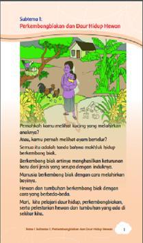 Buku Kelas 3 Tema 1 Kurikulum 2013 apk screenshot