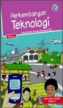 Buku Kelas 3 Tema 2 Kurikulum 2013 poster