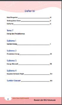 Buku Kelas 3 Tema 7 Kurikulum 2013 screenshot 1