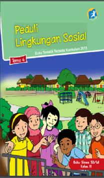 Buku Kelas 3 Tema 4 Kurikulum 2013 poster