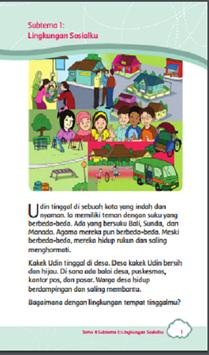 Buku Kelas 3 Tema 4 Kurikulum 2013 screenshot 2