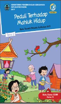 Buku Kelas 4 Tema 3 Kurikulum 2013 poster