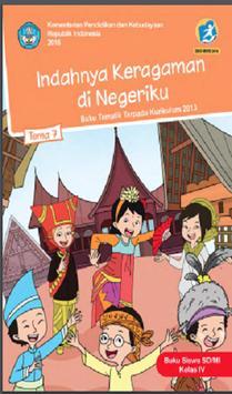Buku Kelas 4 Tema 7 Kurikulum 2013 poster