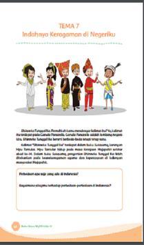 Buku Kelas 4 Tema 7 Kurikulum 2013 screenshot 8