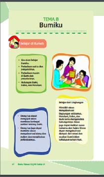 Buku Kelas 6 Tema 8 Kurikulum 2013 screenshot 1