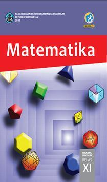 Buku Matematika Kelas 11 Kurikulum 2013 poster