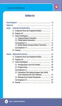 Buku Matematika Kelas 11 Kurikulum 2013 apk screenshot