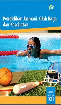 Buku Penjas Kelas 12 Kurikulum 2013 poster