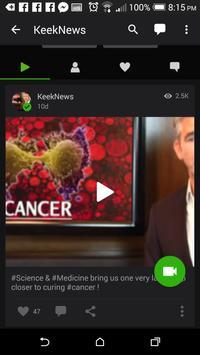 Keek video downloader 2016 poster