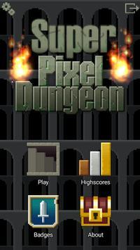 Super Pixel Dungeon poster