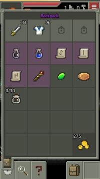 Super Pixel Dungeon apk screenshot