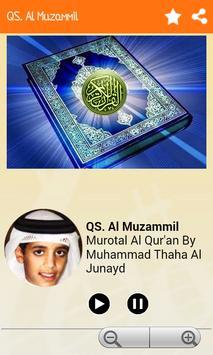 Murotal Al Qur'an apk screenshot