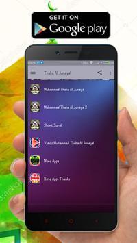 Murottal Al Qur'an: Muhammad Thaha Al Junayd apk screenshot