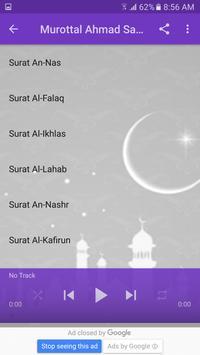 Ahmad Saud Murottal Offline MP3 screenshot 1