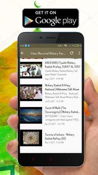 Murottal Al Qur'an: Mishary Rasyid apk screenshot