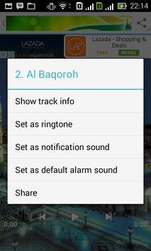 Murottal by The Imam Nabawi apk screenshot