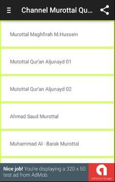 Murottal AlQuran By Kids screenshot 1