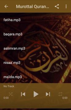 Murottal Quran dan Lagu Islam screenshot 1