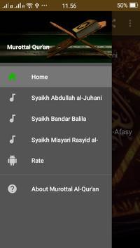 Murottal Al-Qur'an apk screenshot