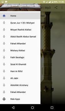 Mishary Rashid Alafasy | Murottal Quran Full screenshot 1