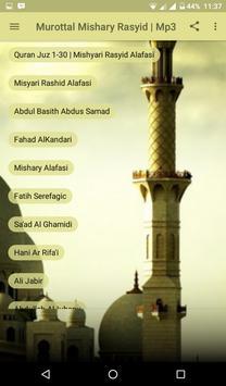Mishary Rashid Alafasy | Murottal Quran Full screenshot 2