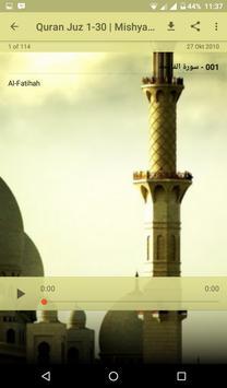 Mishary Rashid Alafasy | Murottal Quran Full screenshot 4