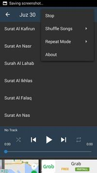 Murottal Muzammil MP3 apk screenshot