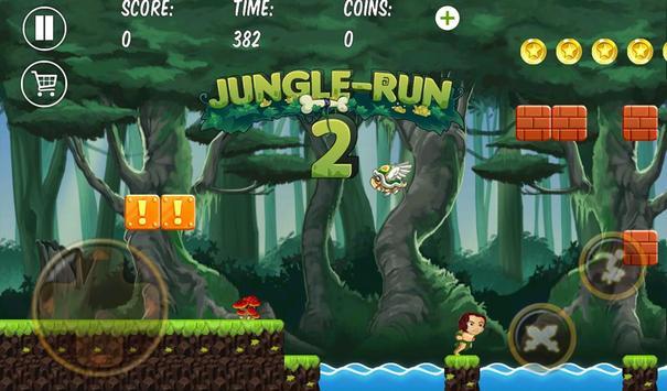 Jungle Run Castle Adventure 2 screenshot 11