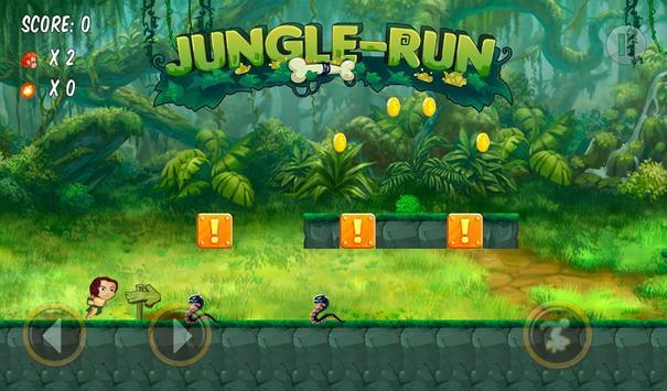 Jungle Run Castle Adventure 2 screenshot 2