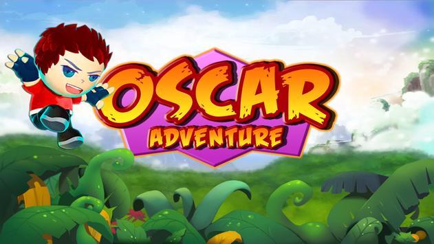 Super Oscar Chaves World poster